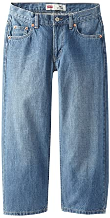 695c5d1e90a Amazon.com  Levi s Boys  550 Relaxed Fit Jeans  Clothing