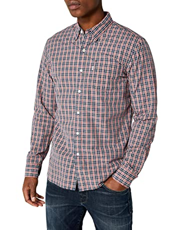 56c33e512222 Levi s Men s Sunset 1 Pocket Shirt Casual