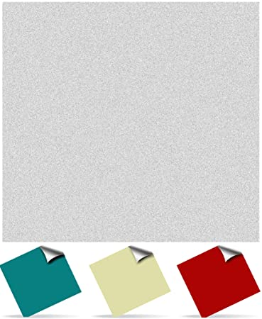 Tile Style Decals | Modell (30x TSA30   4in  Metallic Silver) | Wandfliese