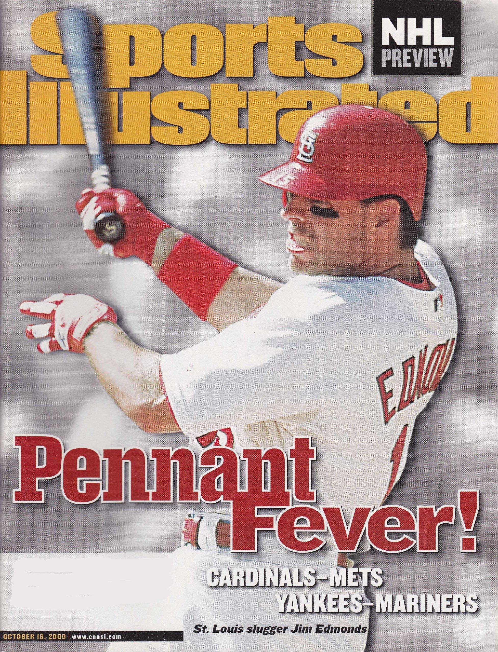 Download Sports Illustrated - October 16, 2000 (Volume 93, Number 15) pdf