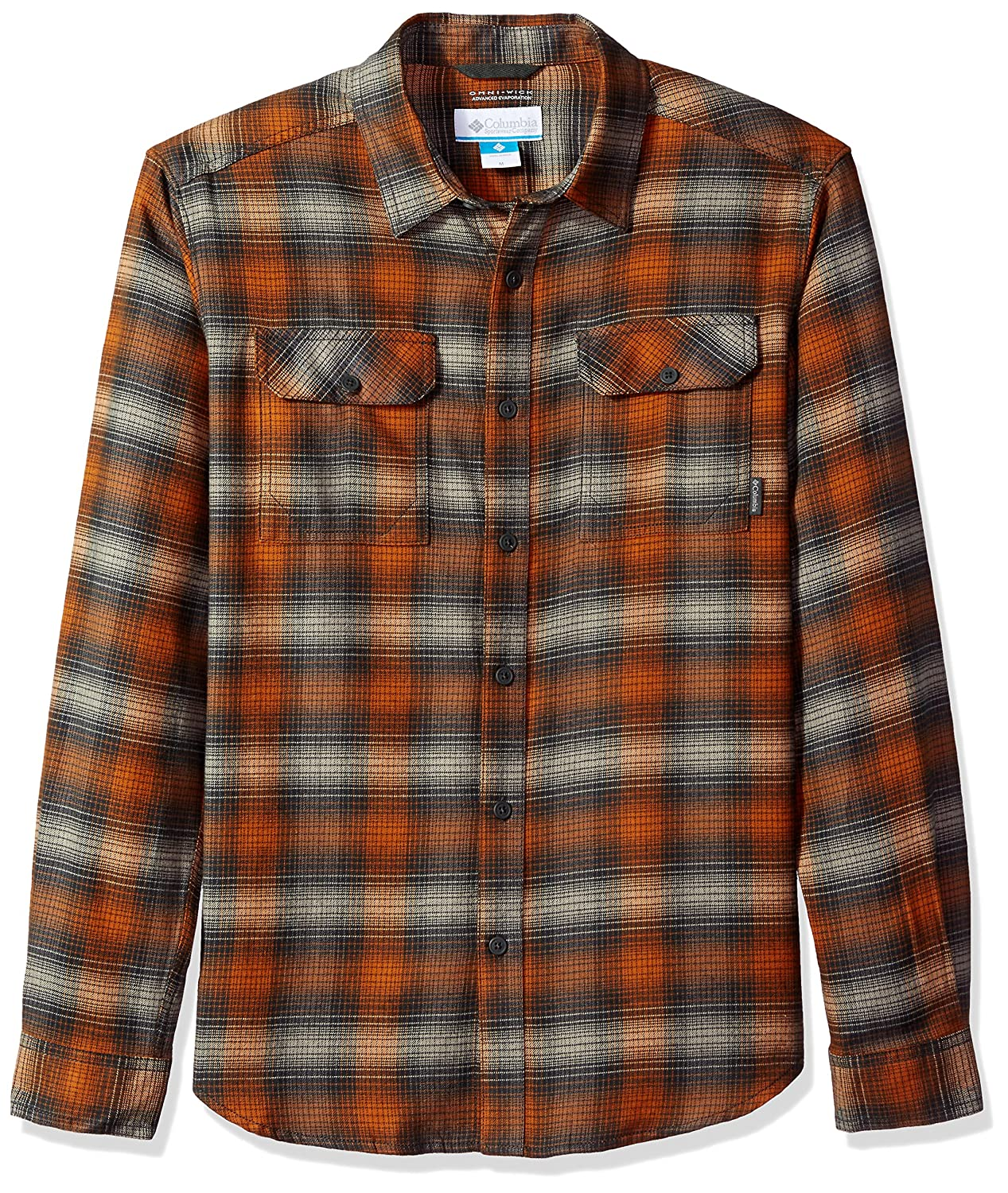 Columbia Men's Flare Flare Men's Gun Flannel III Long Sleeve Shirt c720a6