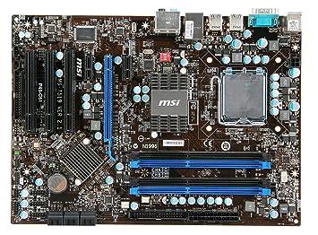 MSI P45T-C51 INTEL DRIVER PC
