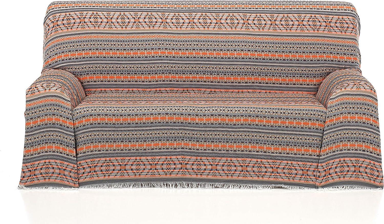 Foulard Multiuso 180x290 cm Beige Cardenal Textil