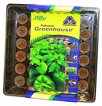 Jiffy 36 Mm Professional Greenhouse 36