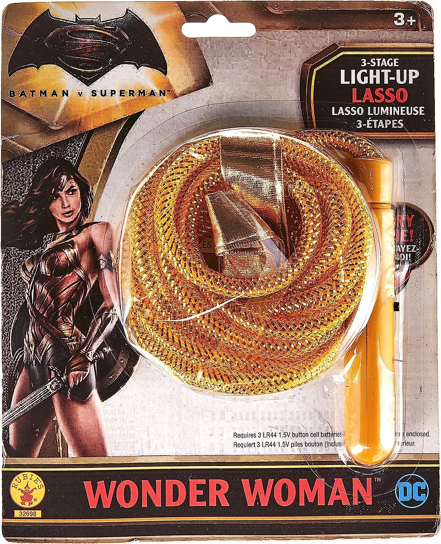 Wonder Woman Light-Up Child Necklace Batman v Superman