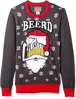 Amazoncom Hybrid Mens Take Me Gnome Tonight Ugly Christmas