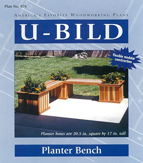 Brilliant U Bild 878 Planter Bench Project Plan Caraccident5 Cool Chair Designs And Ideas Caraccident5Info