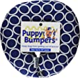 Puppy Bumper - Keep Your Dog on the Safe Side of the Fence - Classic Blue