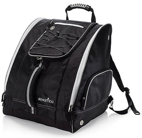 Ski Boot Bag >> Amazon Com Athletico Ski Boot Bag Skiing And Snowboarding Travel