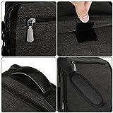 Ibagbar Small Messenger Bag Shoulder Crossbody Work School Bags for Men