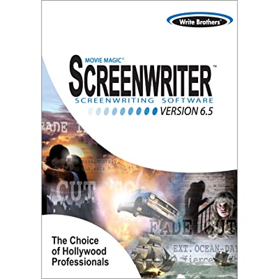 Movie Magic Screenwriter Version 6
