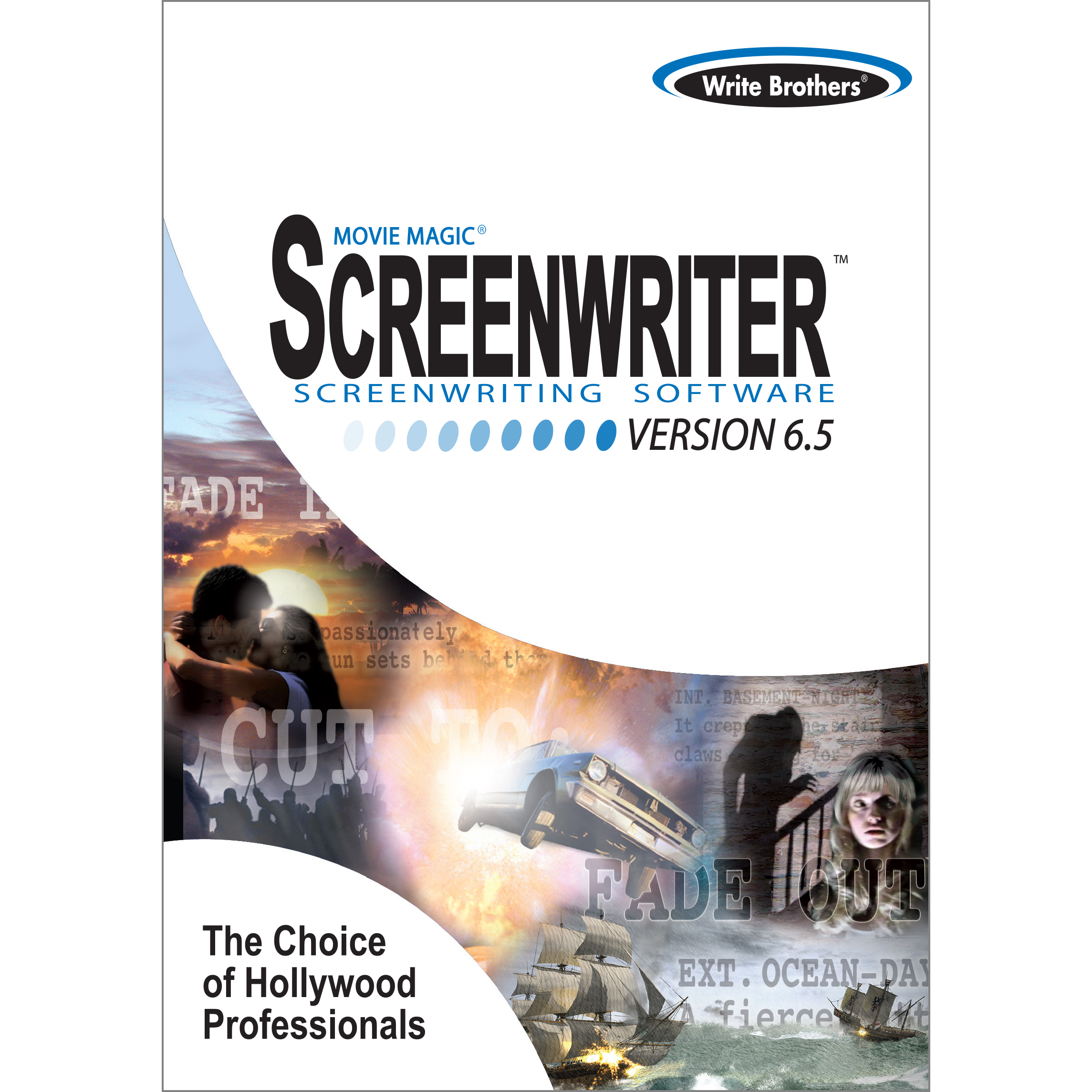 Movie Magic Screenwriter 6 [Download] by Write Brothers