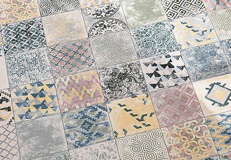 Effetto cemento piastrelle per pavimenti parete mix mix di colori