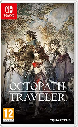 Octopath Traveler -2523749T- Nintendo Switch [Importación italiana ...