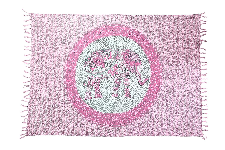 Ciffre Ca 50 Modelle Sarong Pareo Wickelrock Standtücher Schals Handtuch aus der Serie Crazy Islands viele Farben