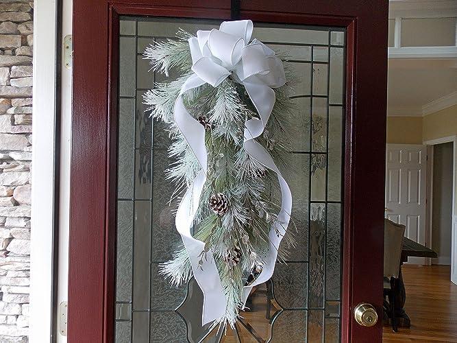 christmas swag christmas wreath christmas wreaths for front door christmas swags for front
