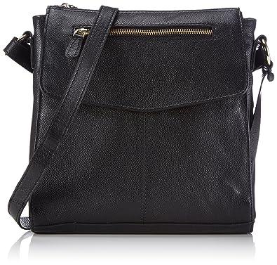 Clarks Women s Touch Point Shoulder Bag Black Size  Dimensions (W x H x D 54b0490b1