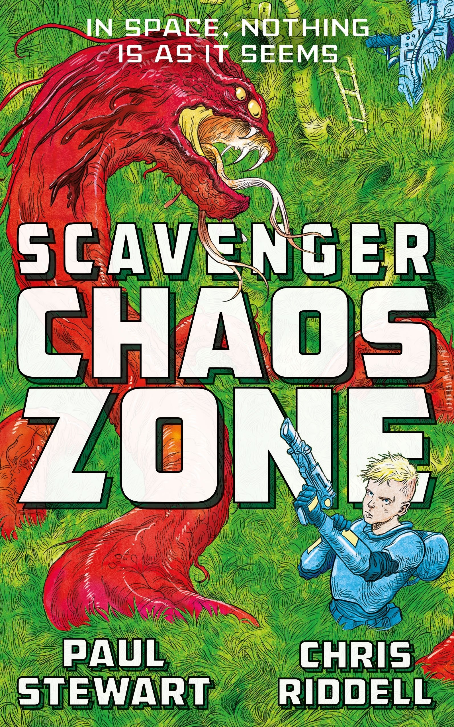 Chaos Zone (Scavenger)