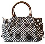 Kate Spade New York Stevie Baby Bag Chocolate Style #WKRU1523