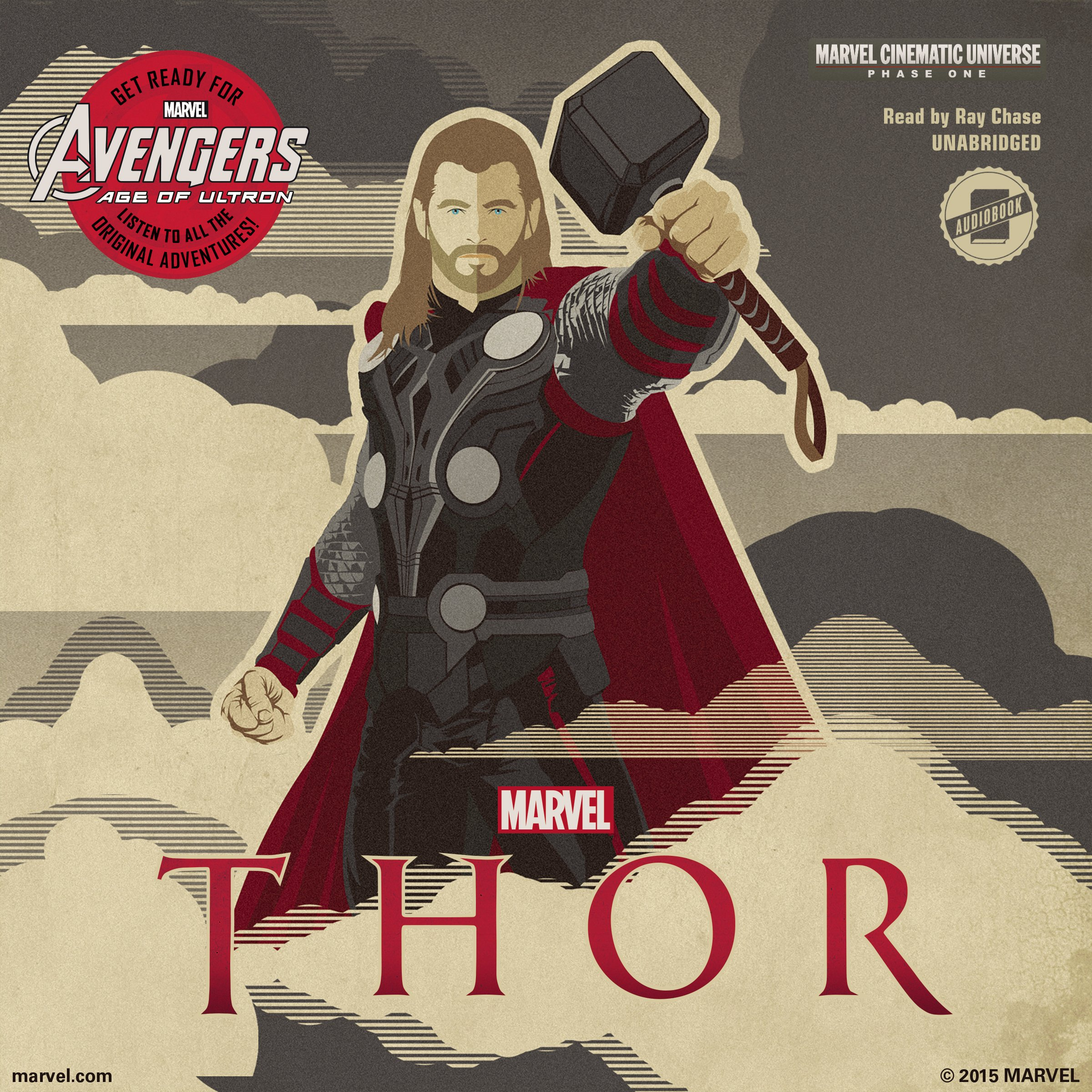 Marvel's Avengers Phase One: Thor (Marvel's Cinematic Universe, Phase One)