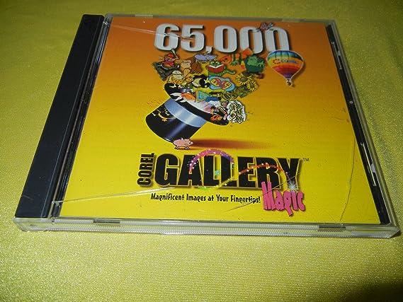 Corel Gallery Magic 65,000: Amazon ca: Software