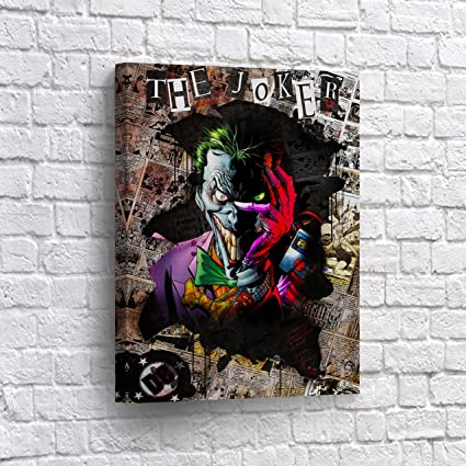 Amazon.com: The Joker DC Quote So What I`m only a Tiny Bit ...
