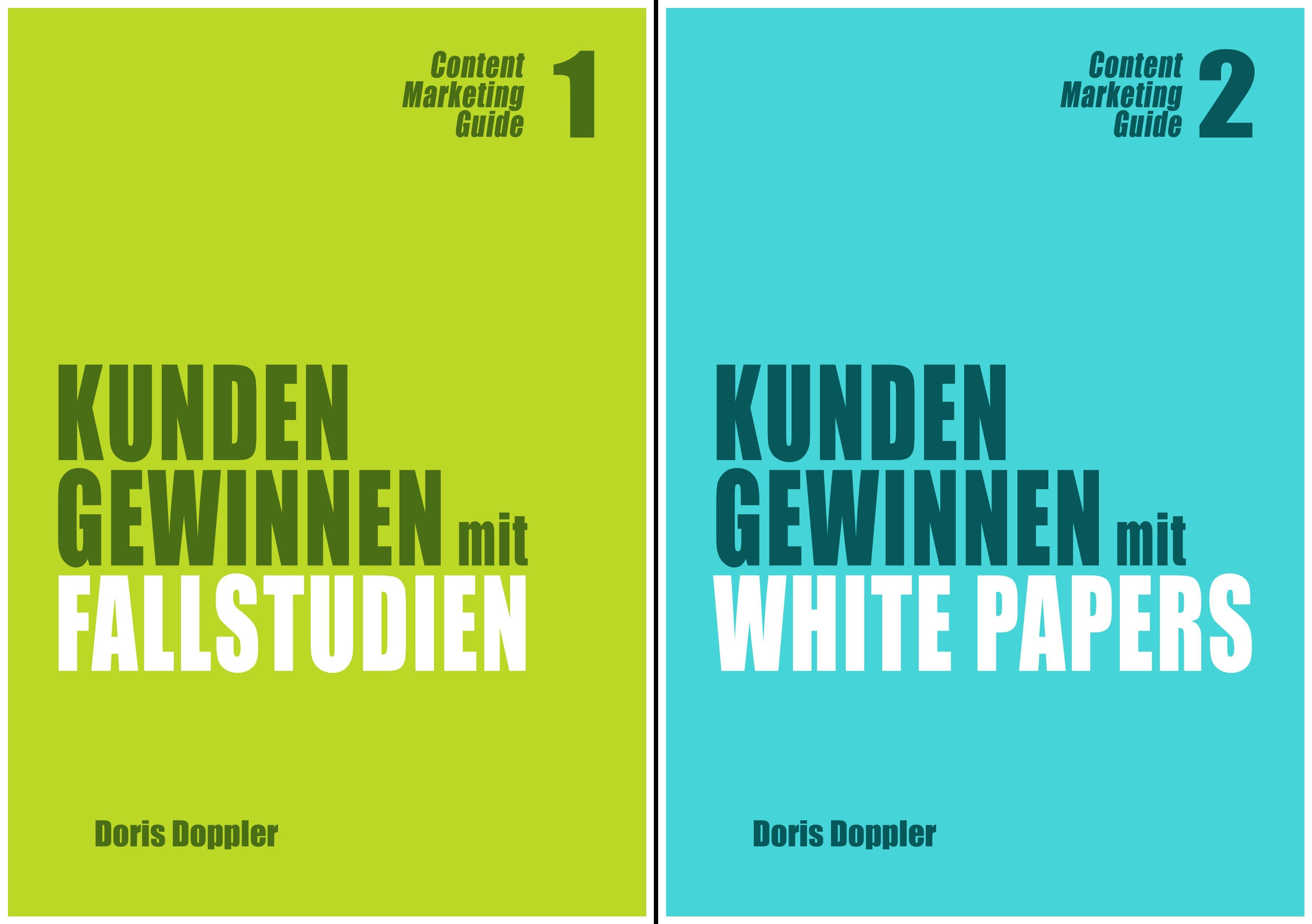 Content Marketing Guide (Reihe in 2 Bänden)