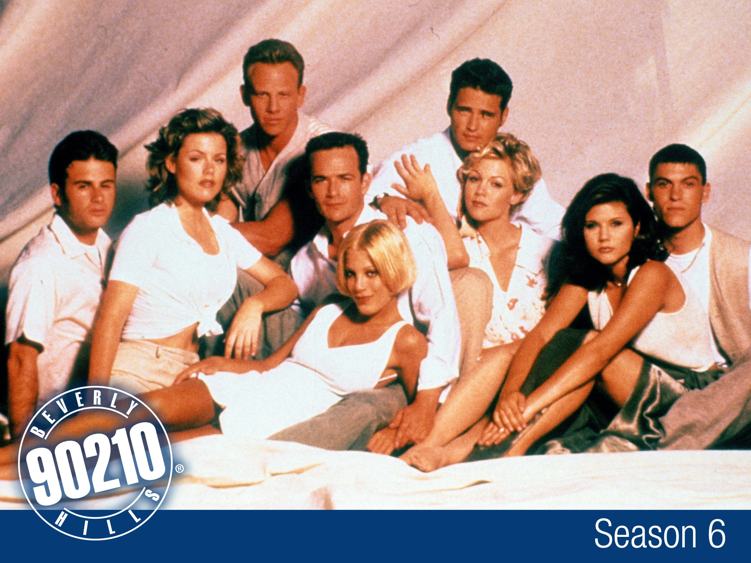 Amazon com: Watch Beverly Hills, 90210 Season 6 | Prime Video
