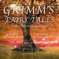 Grimm's Fairy Tales: 61 stories from the famous collection, Book 1 and 2: 417 World Children Stories, Volume 6
