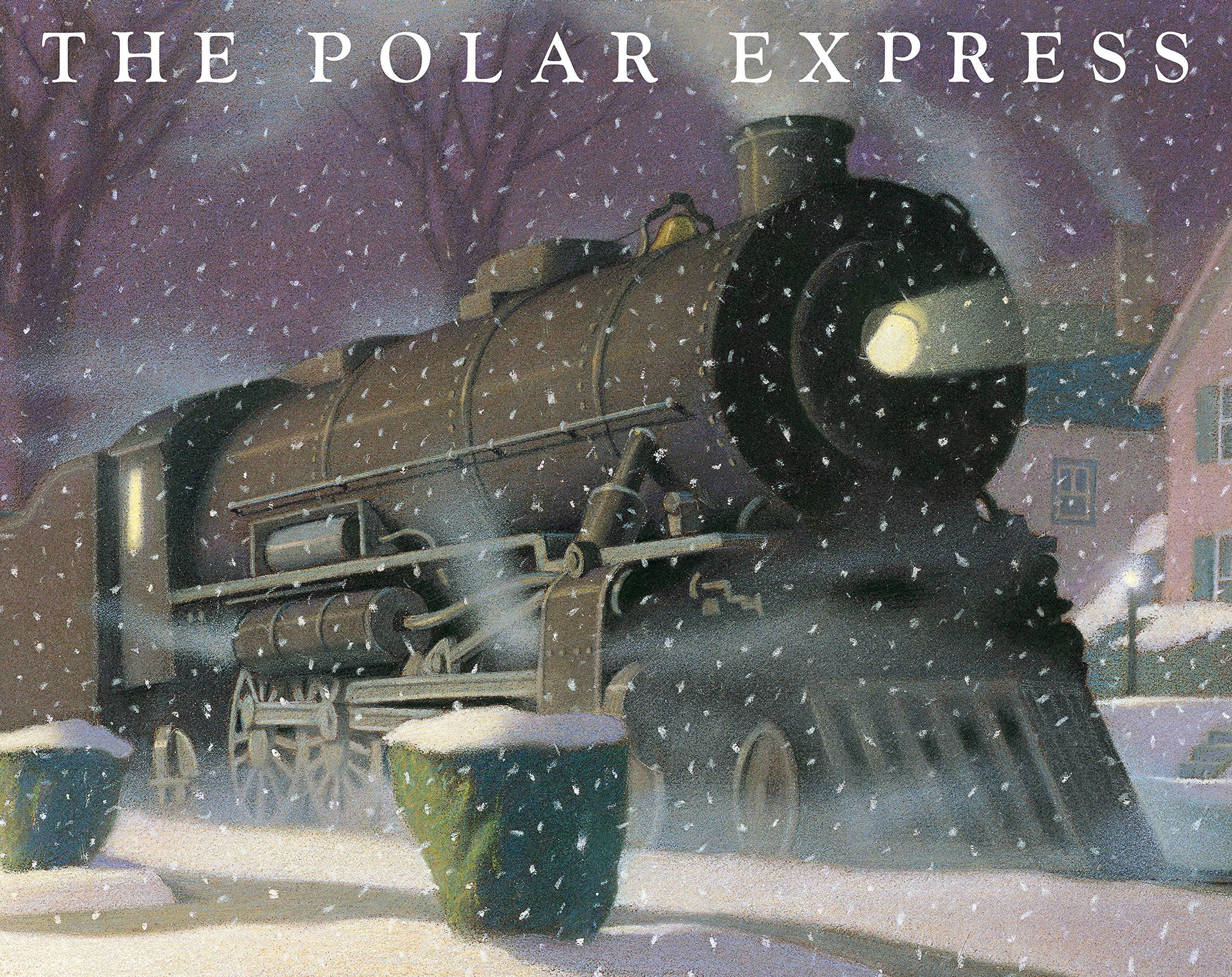 a4baa8473b The Polar Express: Amazon.co.uk: Chris Van Allsburg: Books