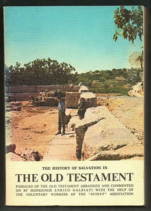 History of Salvation in the Old Testament