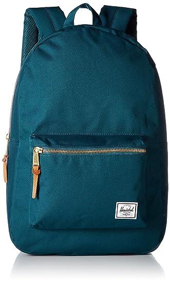 40f2220b838 Amazon.com   Herschel Settlement Backpack Deep Teal One Size   Casual  Daypacks