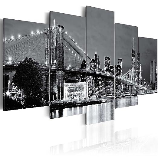 83 opinioni per murando- Quadro 200x100 cm- 5 Parti- Quadro su tela fliselina- Stampa in qualita