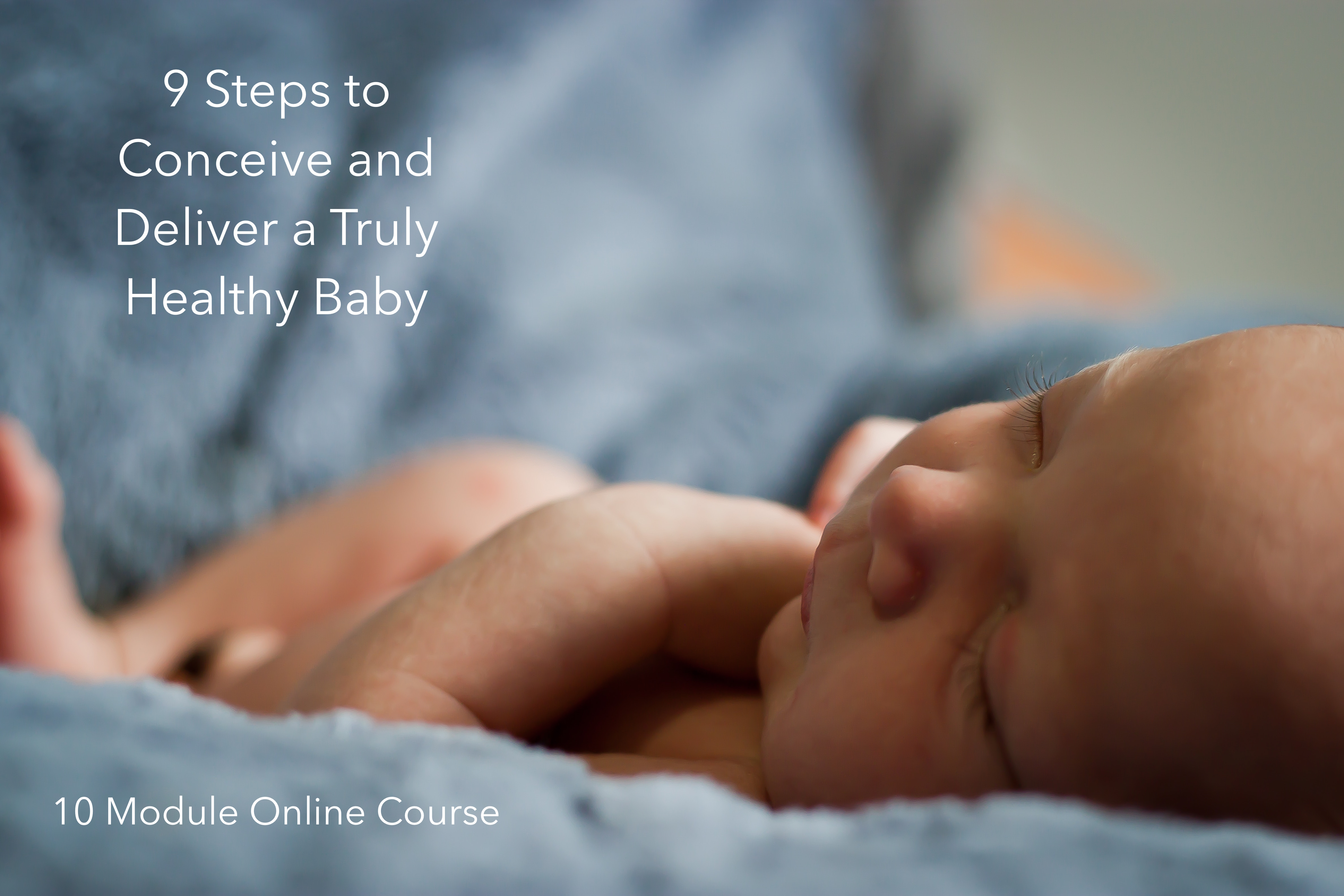 Trying to conceive, fertility issues,  pre-conception planning or simply want to give your baby the healthiest start - this (online 10 module video course) is for you [Online Code] by Health HQ Global
