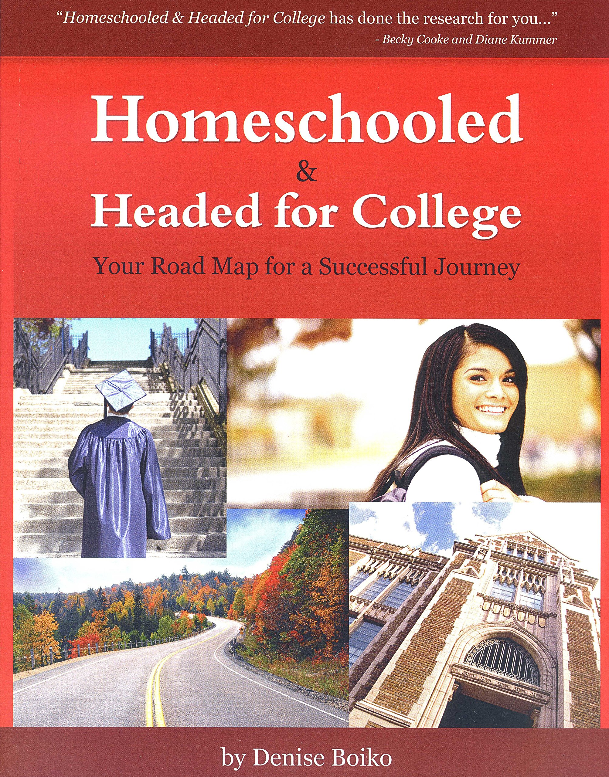 Download Homeschooled and Headed for College: Your Road Map for a Successful Journey pdf