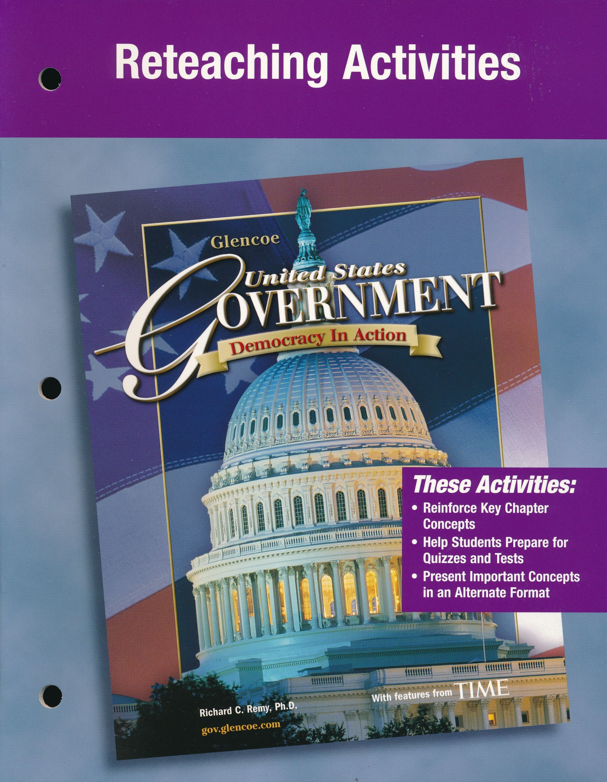 reteaching activity role of government
