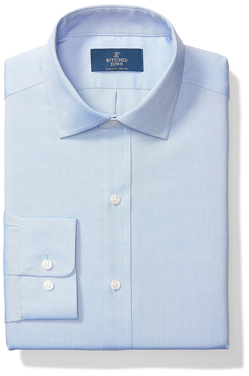 Amazon Amazon Brand Buttoned Down Mens Classic Fit Spread
