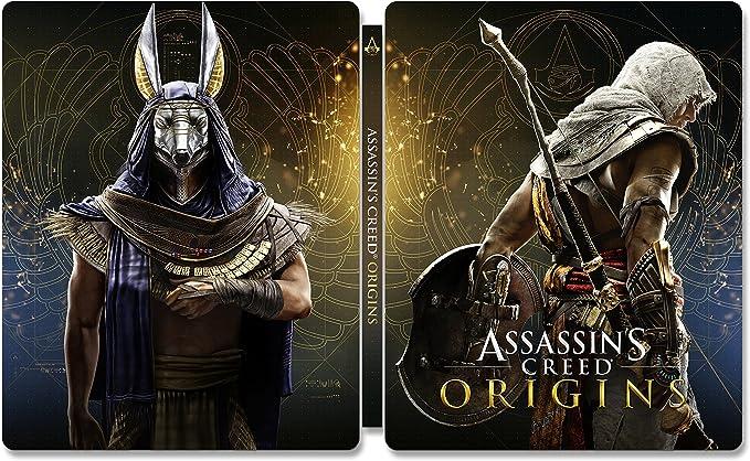 Assassins Creed Origins - Steelbook [Enthält kein Spiel ...