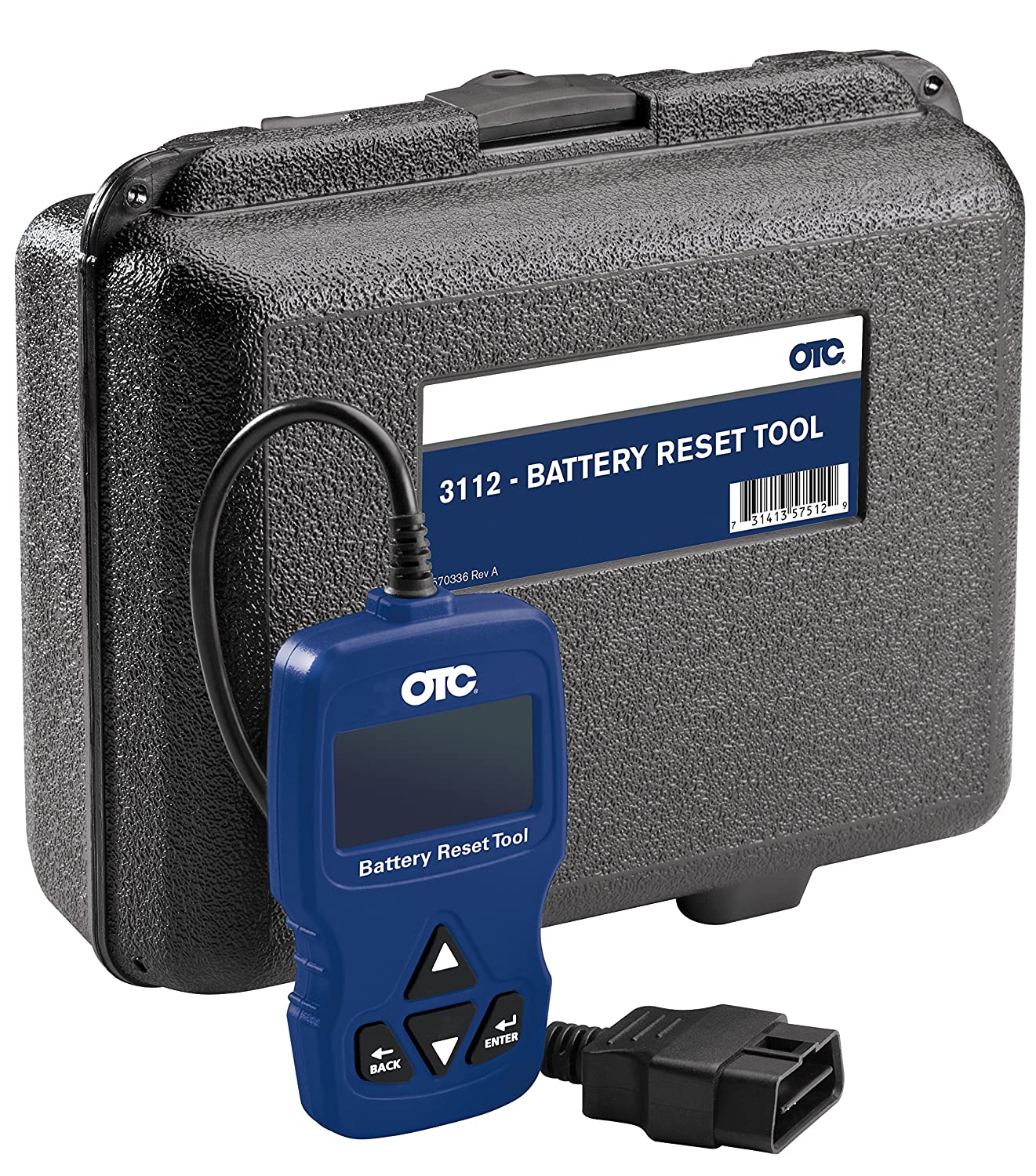 OTC Tools 3112 Battery Reset Tool