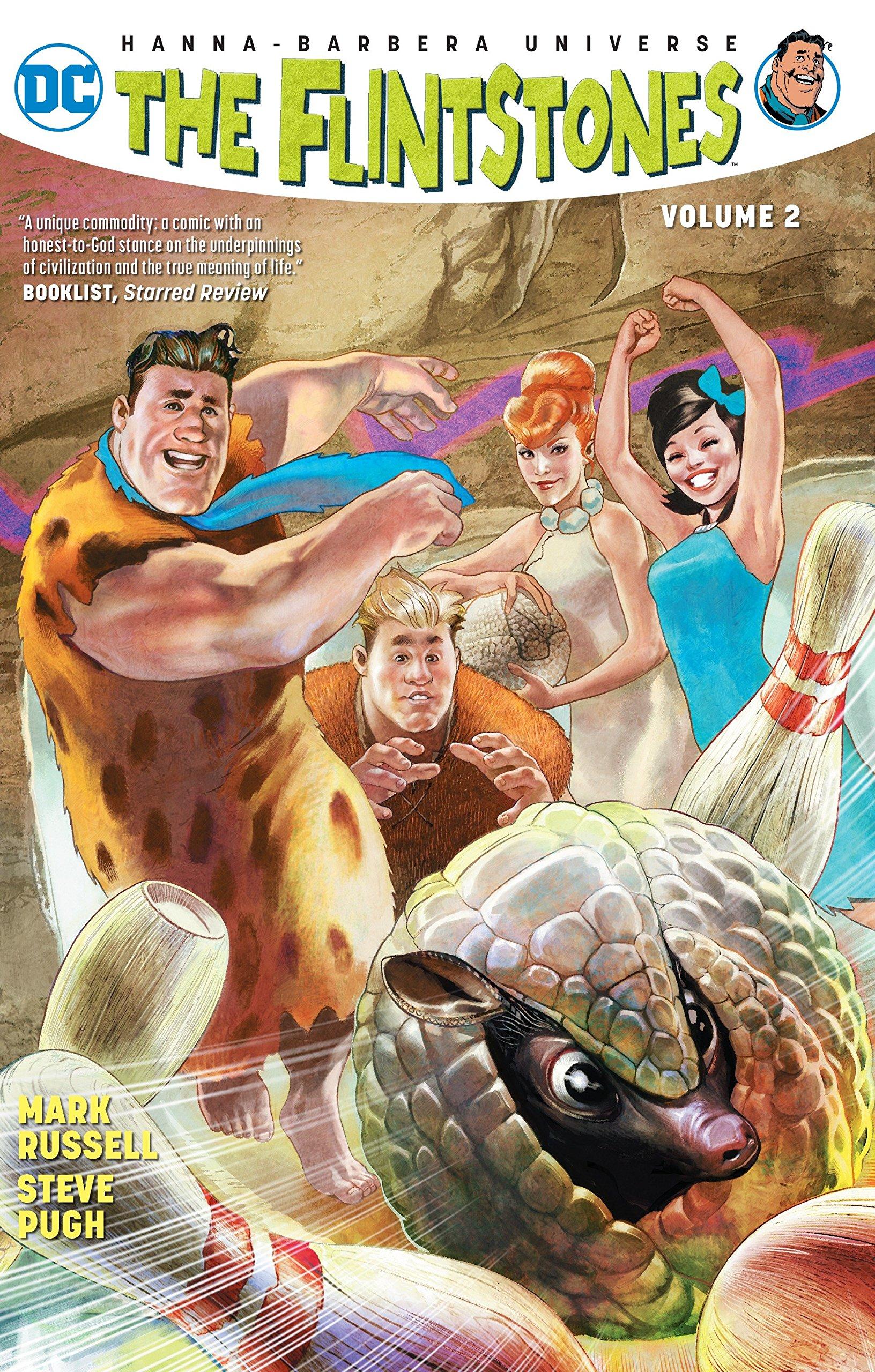 The Flintstones Vol. 2: Bedrock Bedlam