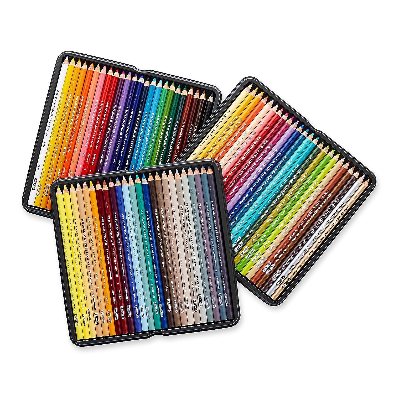 Prismacolor 3599TN Premier Colored Pencils, Soft Core, 72 ...