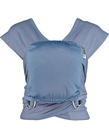 49cc9533c27a Caboo Lite- Multi Position Baby Carrier (Faded Denim)