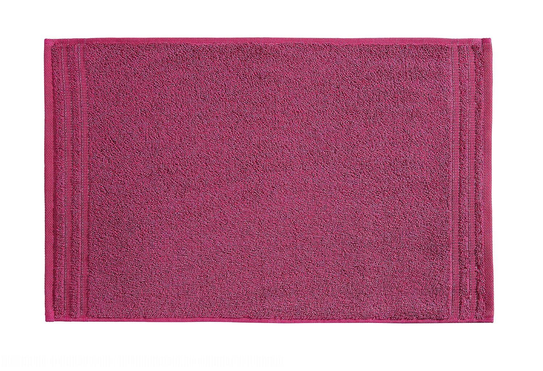 Vossen Calypso feeling asciugamano ospite, 100%_cotone/cotone, Black, 30 x 50 cm 114896