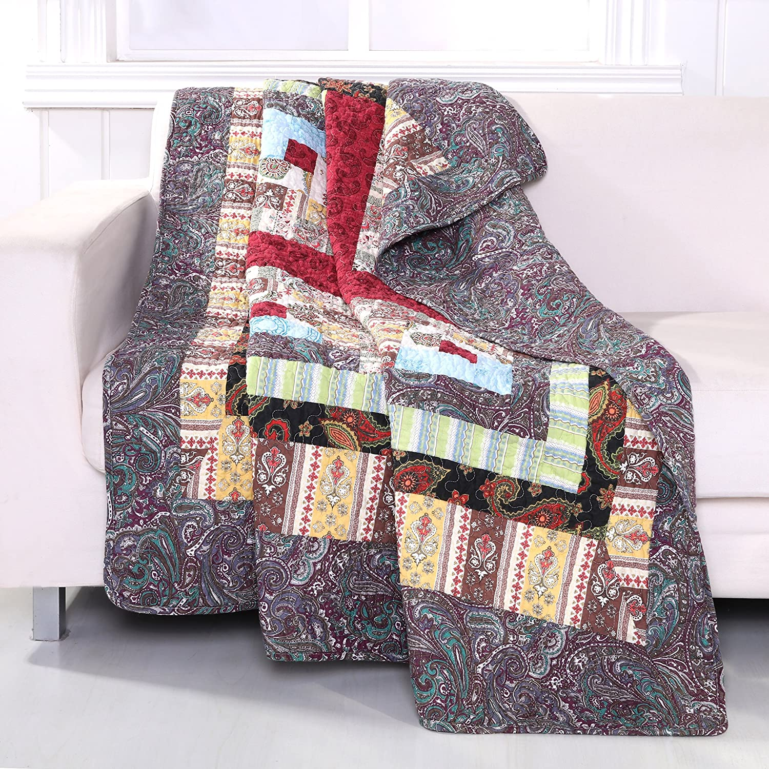 Greenland Home Quilt