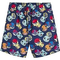 Pokèmon Pantalones Cortos Pantalones Cortos De Natación para Niños con Pikachu Y Pokeballs | Ropa para Niños En Tamaño 5…
