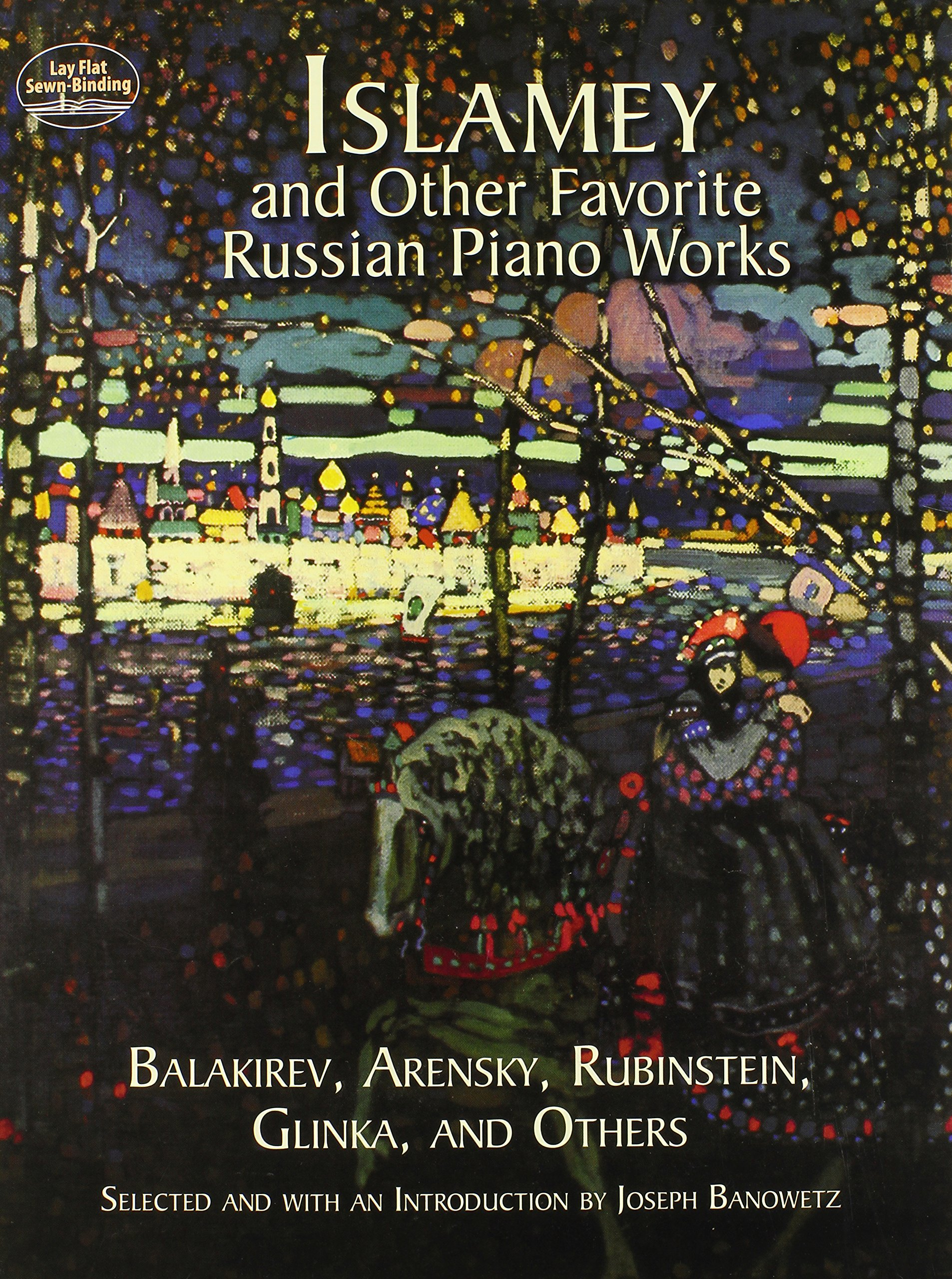 Download Islamey and Other Favorite Russian Piano Works (Dover Music for Piano) PDF