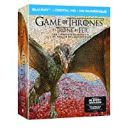 [Amazon Canada]Game of Thrones Bluray seasons 1-6 $120