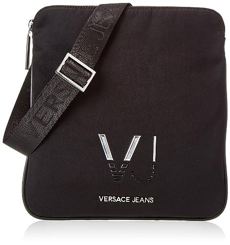 Versace Jeans Hombre Logo Vj Bolso de hombro