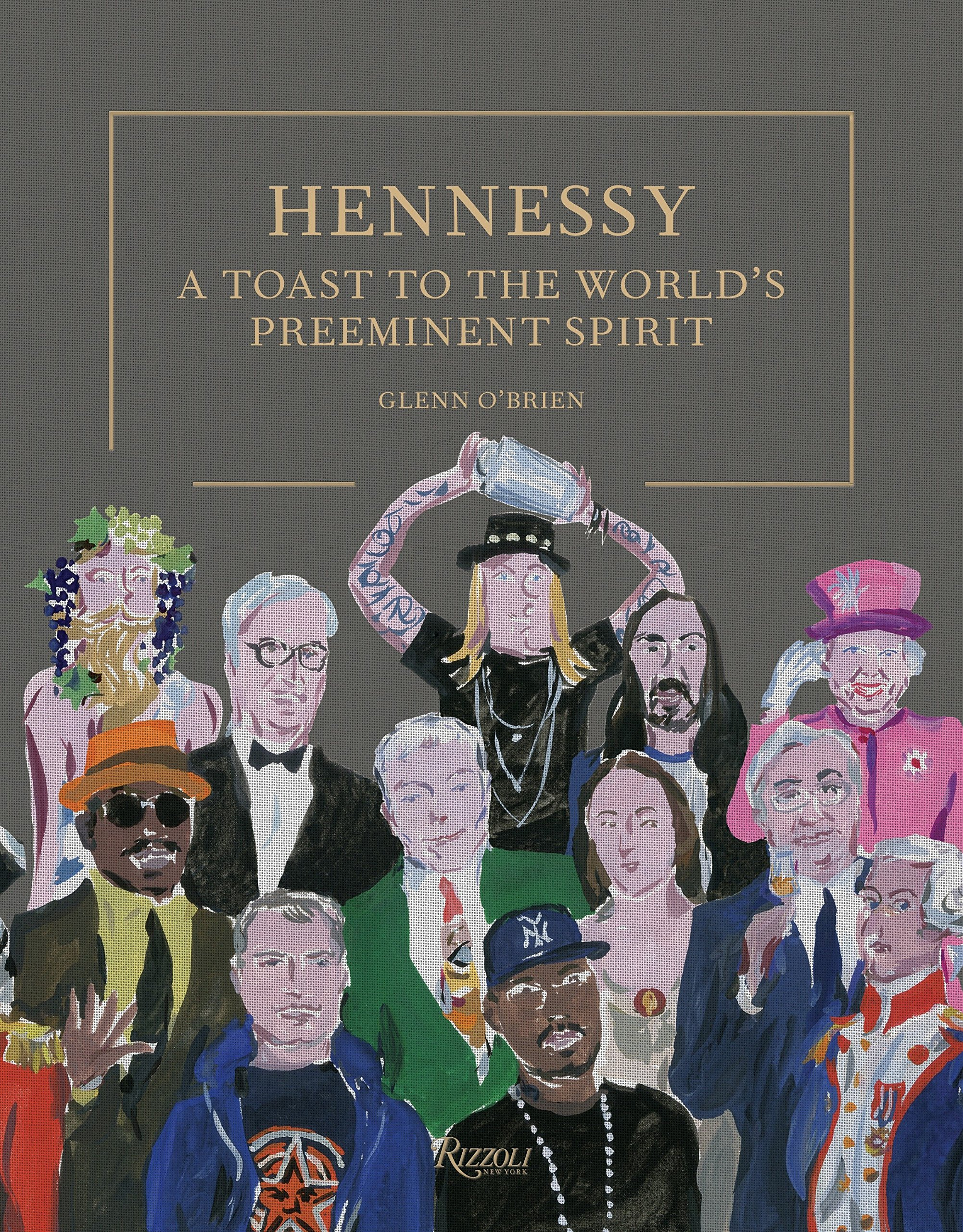 Download Hennessy: A Toast to the World's Preeminent Spirit pdf epub