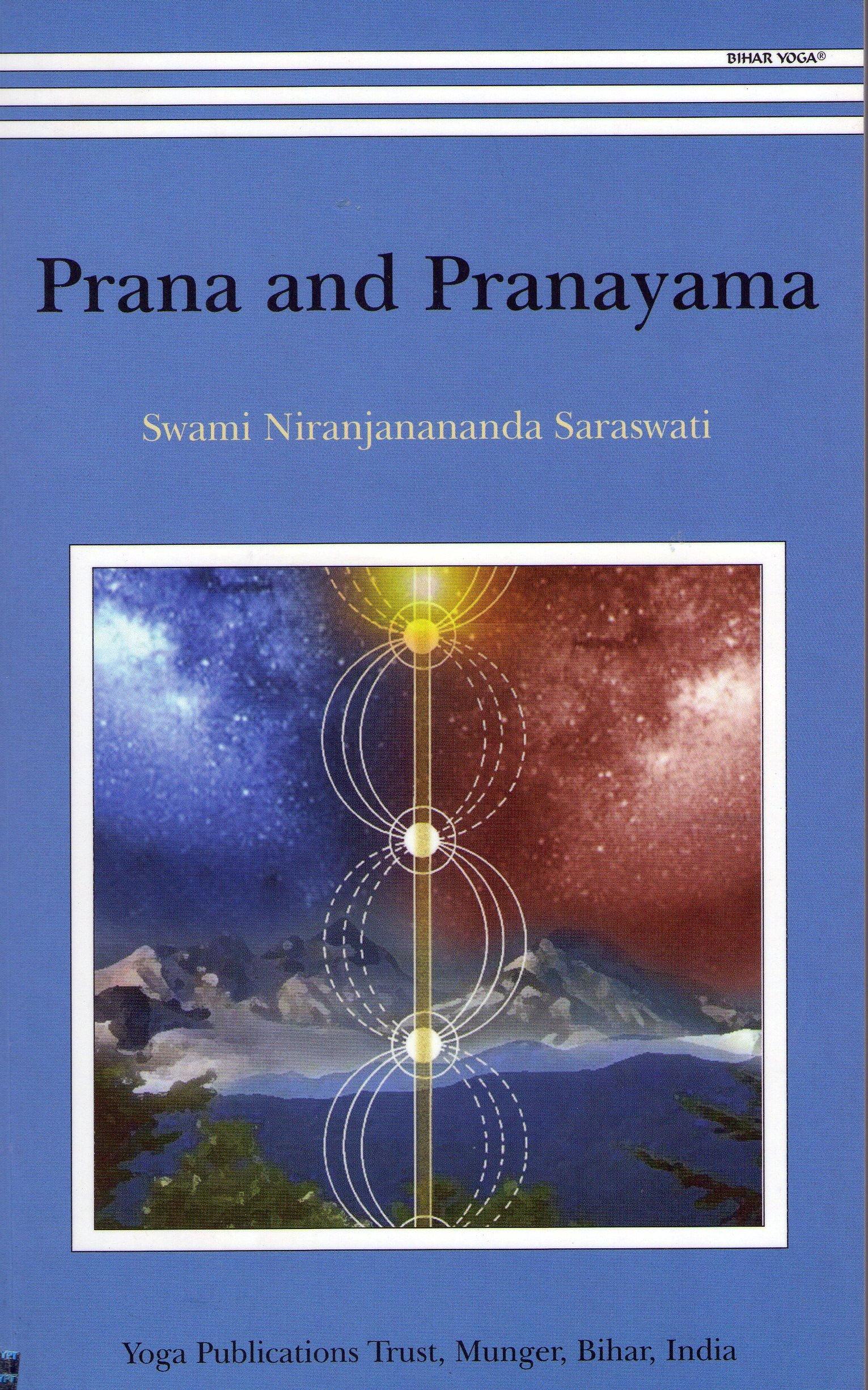 Buy Prana and Pranayama Book Online at Low Prices in India   Prana
